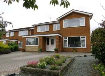 Thumbnail 4 bedroom detached house for sale in Rutland Gardens, Gosberton, Spalding