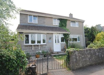 Thumbnail 4 bed detached house for sale in Northfield, Somerton
