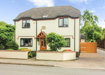 Thumbnail 4 bed detached house for sale in Ivy House, Main Road, Twycross
