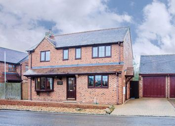 Thumbnail 3 bed detached house to rent in Charndon, Bicester