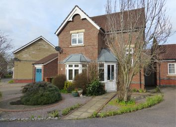 Thumbnail 3 bedroom detached house for sale in Wheatacre Close, Horsford, Norwich