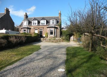 Thumbnail 4 bed semi-detached house to rent in Carron Terrace, Stonehaven