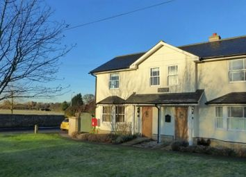 Thumbnail 2 bedroom semi-detached house for sale in Church Street, Litlington, Royston