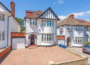 5 bed link-detached house for sale in Rowsley Avenue, London NW4