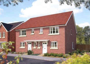 Thumbnail 2 bed end terrace house for sale in Hatchwood Mill, Sindlesham, Winnersh, Berkshire