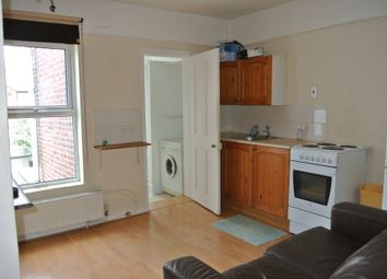 Thumbnail 1 bed flat to rent in Churchill Road, Norwich