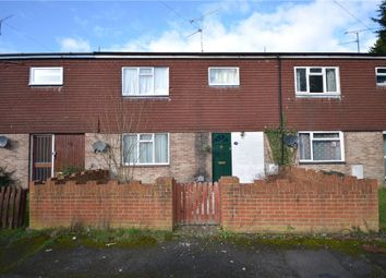 Thumbnail 4 bed terraced house for sale in Hearsey Gardens, Blackwater, Camberley