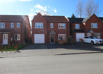 Thumbnail 5 bed detached house for sale in 4 Nursery Way, Norton, Malton