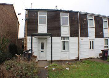 Thumbnail 3 bedroom terraced house to rent in Goodwood Road, Leicester