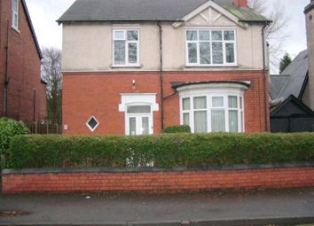 Thumbnail 1 bedroom flat to rent in Lansdowne Road, Wolverhampton