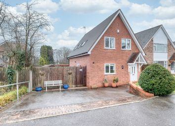 Thumbnail 3 bed detached house to rent in Orchard Croft, Barnt Green, Birmingham