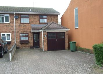 Thumbnail 3 bed semi-detached house for sale in Russell Street, Woburn Sands