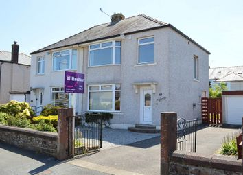 Thumbnail 3 bed semi-detached house for sale in Averill Crescent, Dumfries, Dumfriesshire.