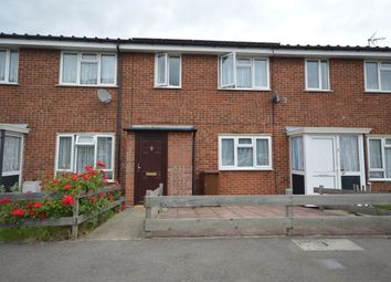 Thumbnail 3 bed terraced house for sale in Thirlmere Close, Gillingham