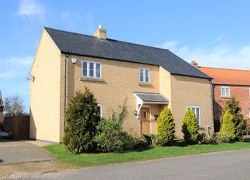 Thumbnail 4 bed detached house for sale in Kings Court, Old Bolingbroke, Spilsby