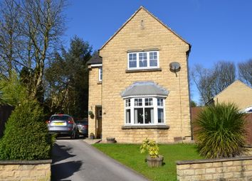 Thumbnail 3 bedroom detached house for sale in Dunnock Avenue, Queensbury, Bradford