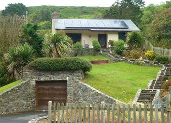 Thumbnail 2 bed detached bungalow for sale in Glanymor, Cwmtydu, Llwyndafydd, Llandysul, Ceredigion