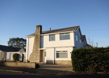 Thumbnail 4 bed detached house for sale in Carbery Gardens, Southbourne, Bournemouth