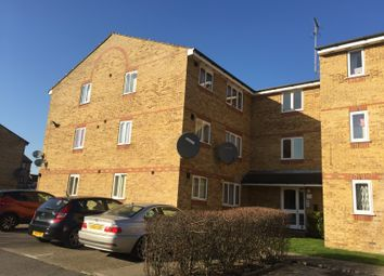 Thumbnail 1 bed flat for sale in Milestone Close, Edmonton