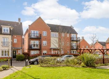 Thumbnail 2 bed flat for sale in Henage Lane, Woking