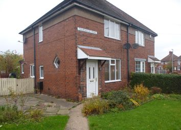 Thumbnail 2 bed semi-detached house for sale in Thurnscoe Road, Bolton-Upon-Dearne, Rotherham