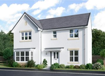 "Thumbnail 5 bed detached house for sale in ""Kerr"" at Murieston Road, Murieston, Livingston"