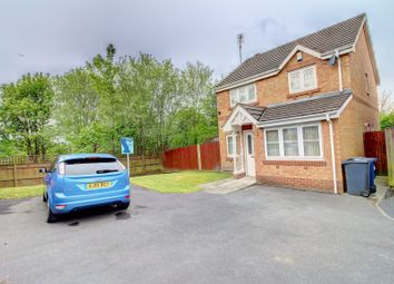 Thumbnail 3 bed detached house for sale in Mercury Way, Skelmersdale