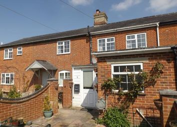 Thumbnail 2 bed terraced house for sale in Broughton, Stockbridge, Hampshire