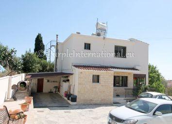 Thumbnail 3 bed villa for sale in Grigori Afxentiou Γρηγόρη Αυξεντίου 74, Tsada 8540, Cyprus