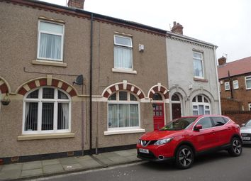 Thumbnail 2 bed terraced house to rent in Berwick Street, Seaton Carew, Hartlepool
