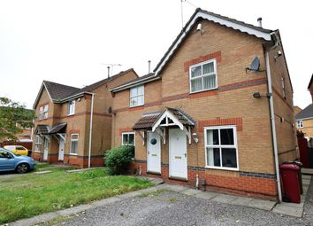 Thumbnail 2 bedroom semi-detached house for sale in Bluebell Close, Scunthorpe