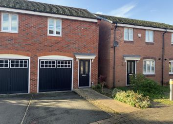 Thumbnail 1 bed flat to rent in Amblerise Close, Bolehall, Tamworth