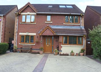 Thumbnail 5 bed detached house for sale in Stockwood View, Langstone