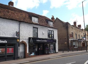 Thumbnail 3 bed maisonette for sale in High Street, Biggleswade, Bedfordshire