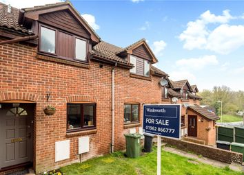 Thumbnail 1 bedroom terraced house for sale in Manor Close, Winchester, Hampshire