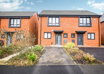 Thumbnail 2 bed semi-detached house for sale in Corn Brook Avenue, Castlefields, Runcorn