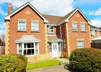 Thumbnail 4 bedroom detached house for sale in Gatehill Gardens, Luton