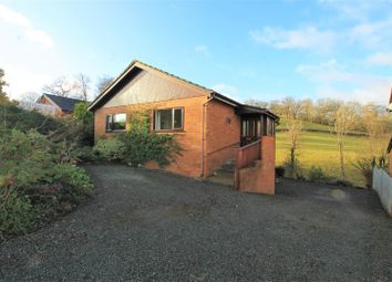 Thumbnail 3 bed detached house for sale in Penybryn, Builth Wells