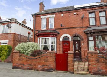 Thumbnail 3 bed terraced house for sale in Rockingham Road, Doncaster