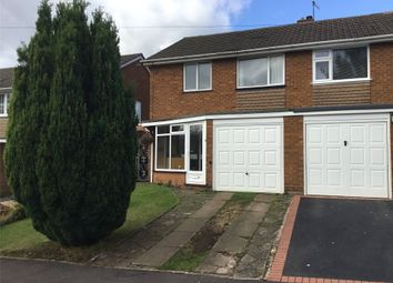 Thumbnail 3 bed semi-detached house for sale in Birmingham Road, Bromsgrove