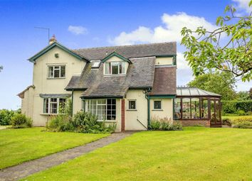 Thumbnail 3 bed detached house for sale in Haddon Lane, Chapel Chorlton, Newcastle-Under-Lyme