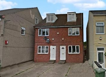 Thumbnail 3 bed maisonette to rent in Princes Street, Mansfield, Notiinghamshire
