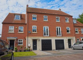 Thumbnail 4 bed town house for sale in Hornbeam Way, Kirkby-In-Ashfield, Nottingham