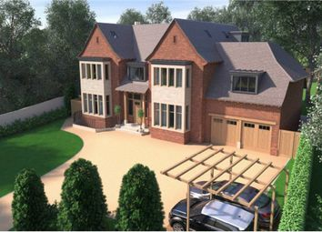 Thumbnail 6 bed detached house for sale in The Warren, Radlett, Hertfordshire