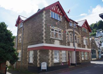 Thumbnail 1 bed flat for sale in 4, Market Street, Lynton