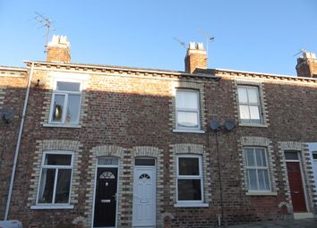 Thumbnail 2 bed terraced house to rent in Windsor Street, York