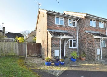 Thumbnail 2 bedroom end terrace house for sale in Blackcap Close, Rowlands Castle