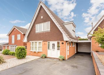Thumbnail 3 bed detached house for sale in Copper Beech Drive, Kingswinford