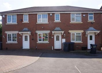 Thumbnail 2 bedroom terraced house for sale in Princethorpe Close, Shard End, Birmingham