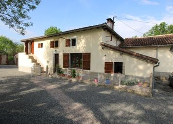 Thumbnail 3 bed property for sale in Oradour Fanais, Poitou-Charentes, France